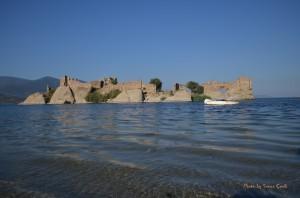 Kapıkırı Island, Bafa Lake, (Herakleia) Milas, Türkiye. Photo by Soner Çevik